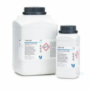 MERCK 100244 Citric acid monohydrate for analysis EMSURE® ACS,ISO,Reag. Ph Eur. CAS 5949-29-1, pH (50 g/l, H₂O, 25 °C). 1 Kg